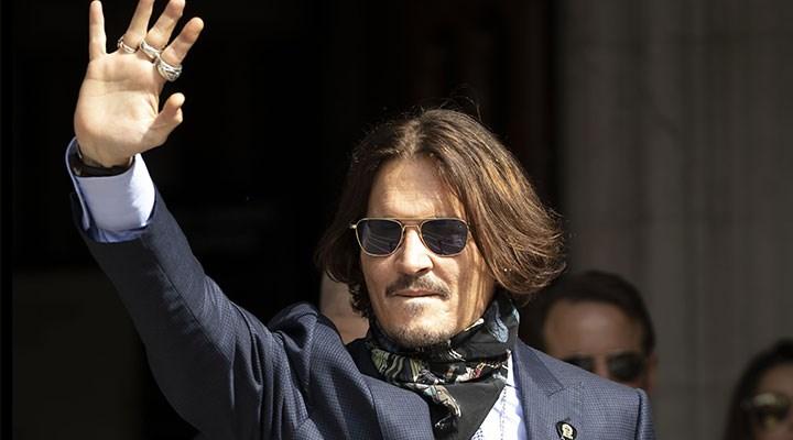 Johnny Depp: Bana Hollywood ünlüsü demeyin