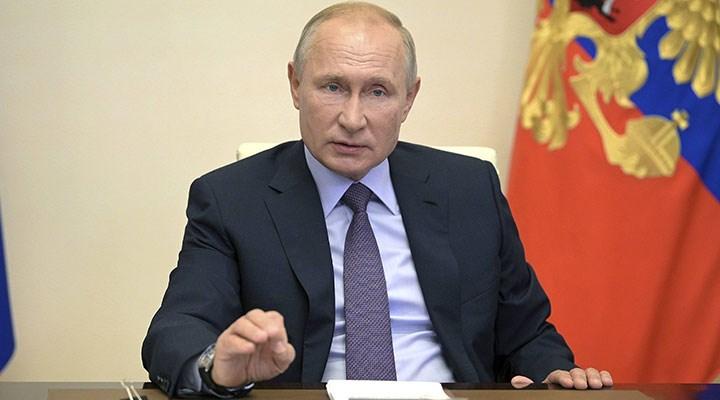 Putin'den geliştirdikleri koronavirüs aşısına ilişkin ortaklık teklifi