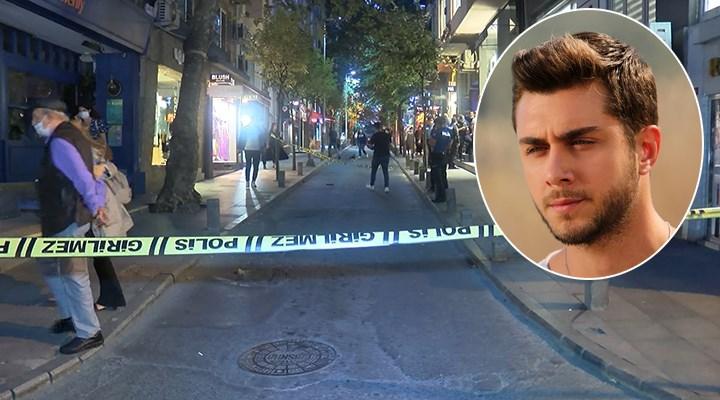 Dizi oyuncusu Onur Seyit Yaran'a silahlı saldırı