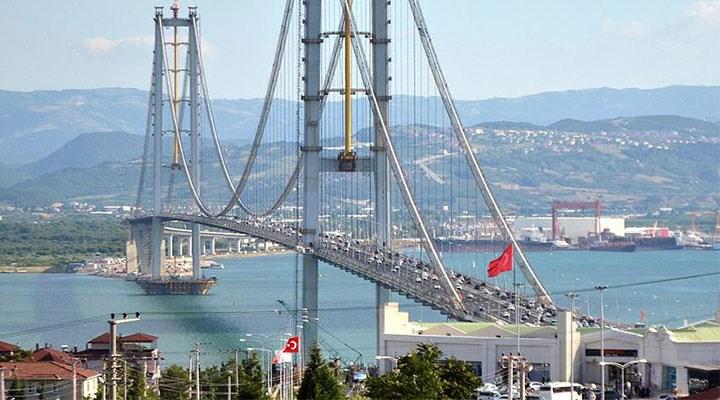 Osmangazi Köprüsü'nde ceza bilmecesi