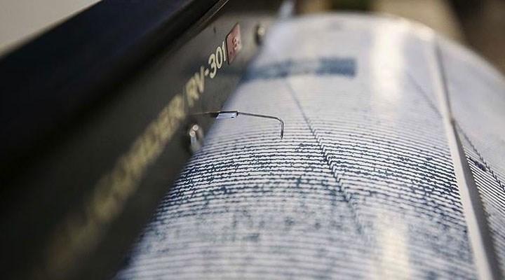 Aksaray'da 4,4 büyüklüğünde deprem