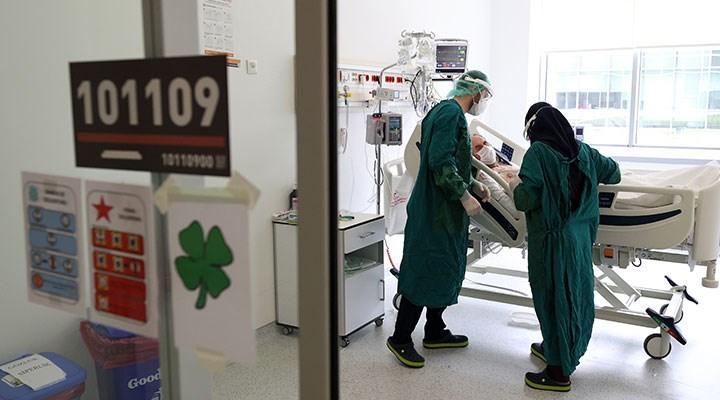 Ankara'da koronavirüs tanısı konulan sağlık çalışanı sayısı 943'e yükseldi
