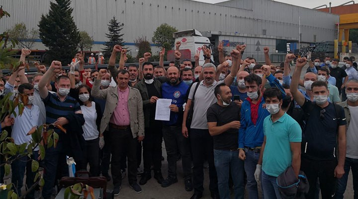 Hakları için greve çıkan Novares işçileri kazandı: Örgütlülüğün gücü