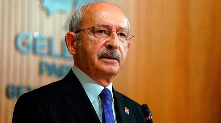 Kılıçdaroğlu: Erdoğan'ın avukatlarının ayağına küllük getiren yargıçlar var