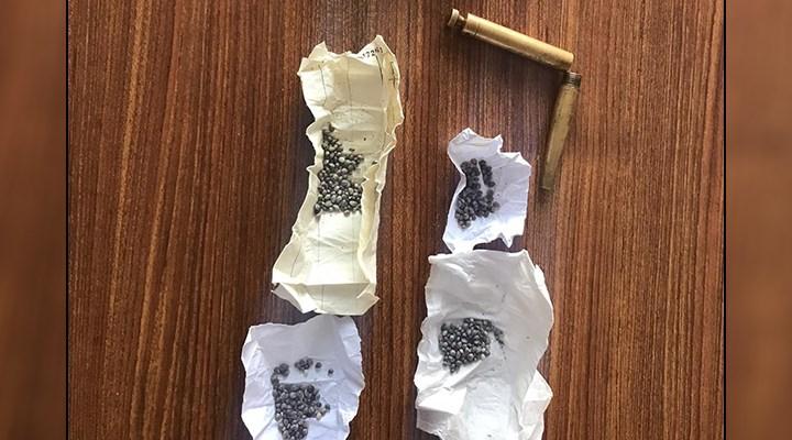 Niğde'de kalem şeklinde suikast silahı bulundu