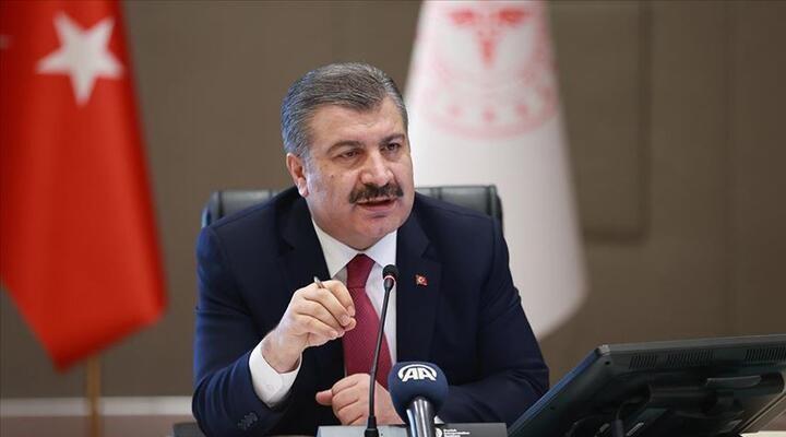 Bakan Koca 6 ilde ve Türkiye genelinde hastane doluluk oranlarını açıkladı