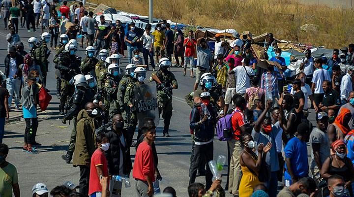 Göçmenlere ağır hak ihlali