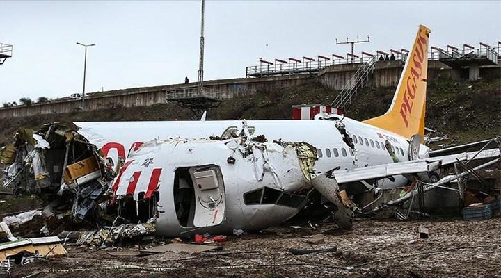 Sabiha Gökçen'deki uçak kazasında pilotun ev hapsi kaldırıldı