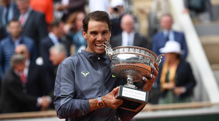 Rolland Garros başlıyor: Nadal'ın hedefi Federer'in rekoruna ortak olmak