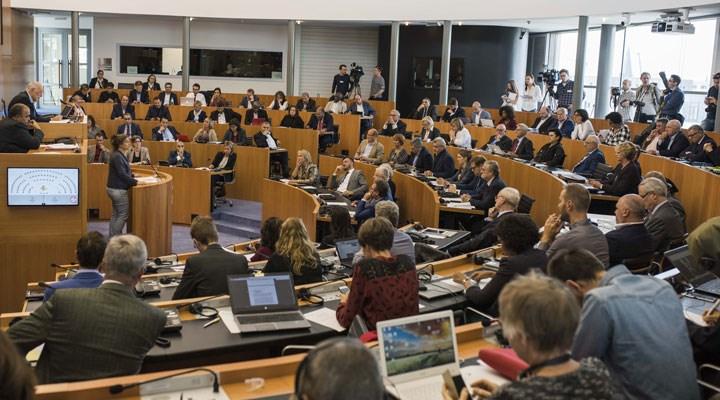 Belçika'da Parlamento, korona yüzünden taşınıyor