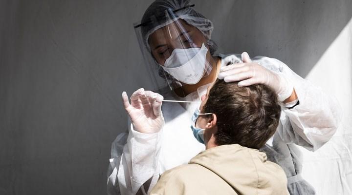 Fransa'da son 24 saatte 11 bin 123 yeni vaka tespit edildi