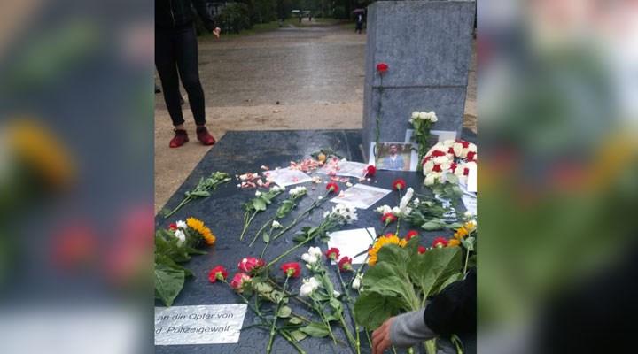 Berlin'de ırkçılığa karşı anıt