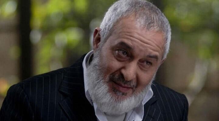 Beyin kanaması geçiren oyuncu Ali Sürmeli hastaneye kaldırıldı