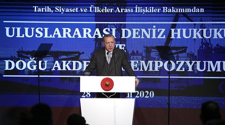 Erdoğan: Azerbaycan kendi göbeğini kendisi kesmek zorunda kaldı