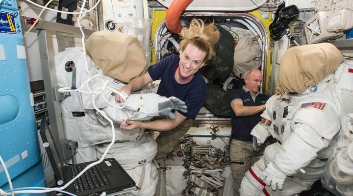 NASA astranotu ABD Kasım 2020 seçimlerinde uzaydan oy kullanacak