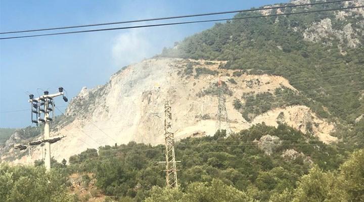 Tarımın ve turizmin merkezi Aydın'da tahribat hız kesmiyor: JES de maden ocağı da istemiyoruz