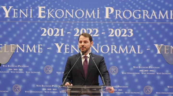 Albayrak, Yeni Ekonomi Programı'nı açıkladı: 2020 büyüme hedefi binde 3!