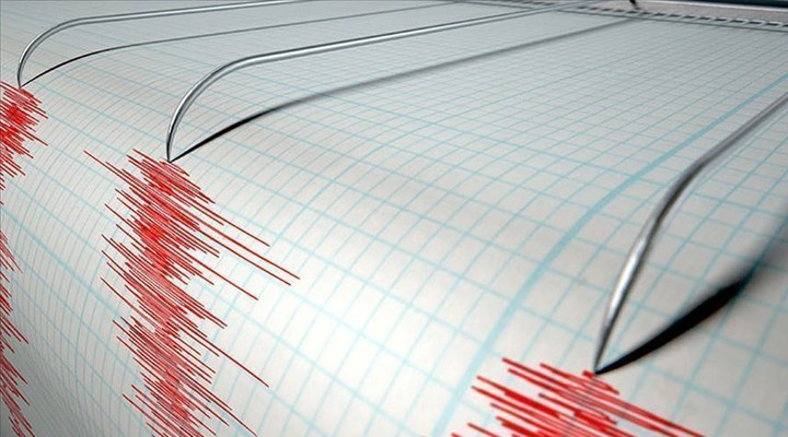 Kaş'ta 3.1 büyüklüğünde deprem