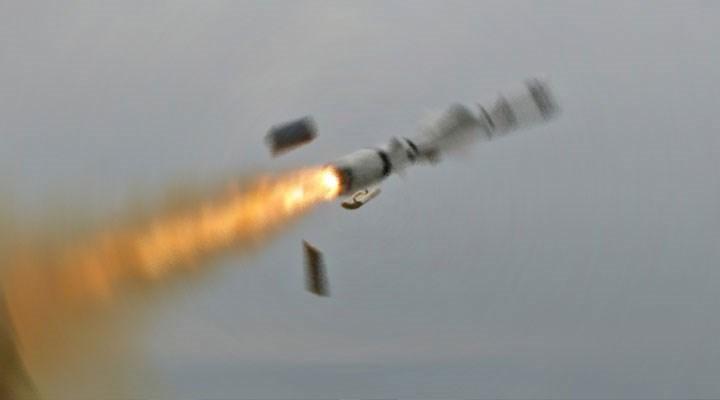 ErbilHavalimanı'na füze saldırısı