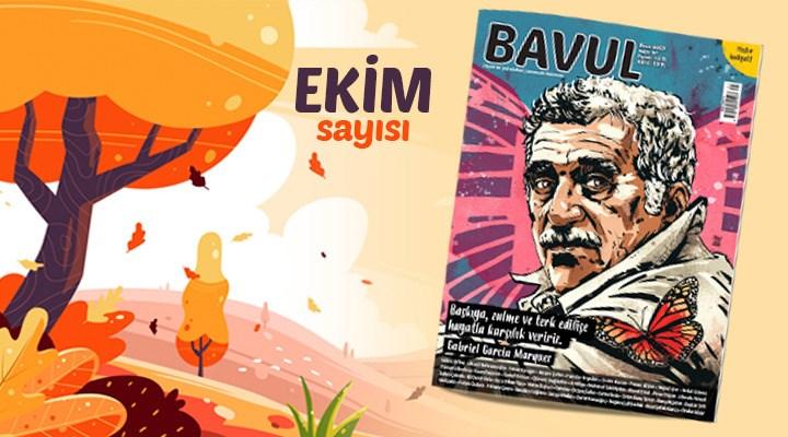 Bavul Dergi, Gabriel Garcia Marquez dosyasıyla raflarda