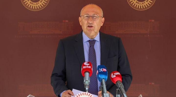 CHP'li Çakırözer'den basın özgürlüğü raporu: 2020'nin en karanlık ayı!