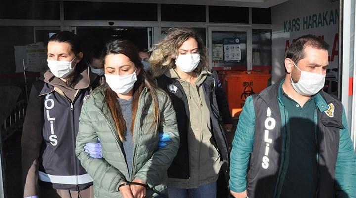 Kars Belediyesi Eş Başkanı Alaca ve birçok kişi gözaltına alındı
