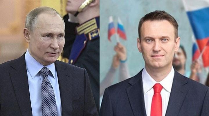 Zehirlenen Rus muhalif Navaly'den Putin iddiası: İşin arkasında o var