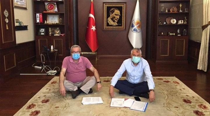 Adana Büyükşehir Belediyesi'nin haciz kararı kaldırıldı: Karalar'ın makam odası yerleştirildi