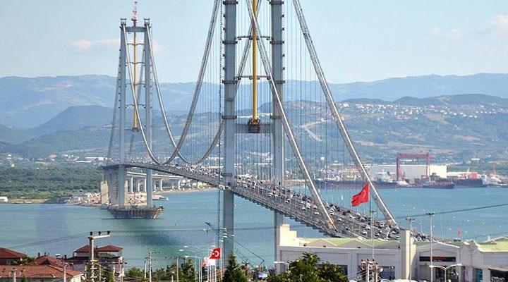 Örümcek ağı gibi sarmışlar: Osmangazi Köprüsü'ne milyarlık ödeme