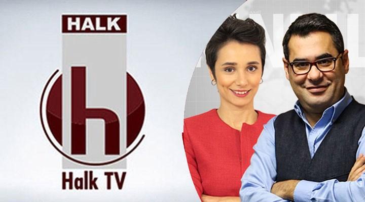 Halk TV'de iki 'ayrılık'
