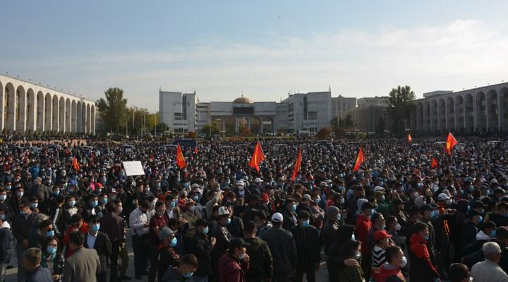 Kırgızistan'da neler oluyor?