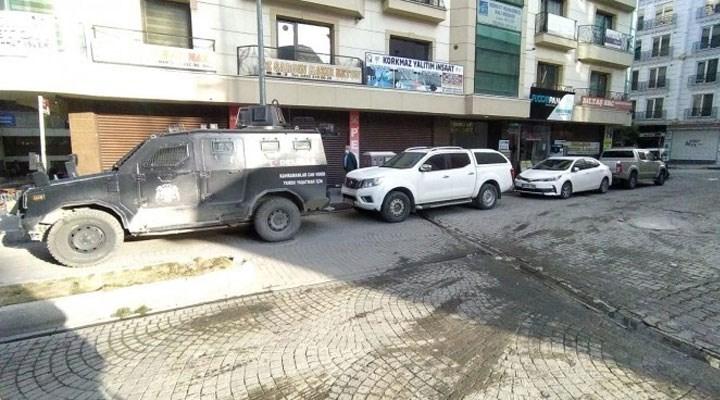 Van'da Mezopotamya Ajansı bürosuna polis baskını: 4 gazeteci gözaltında