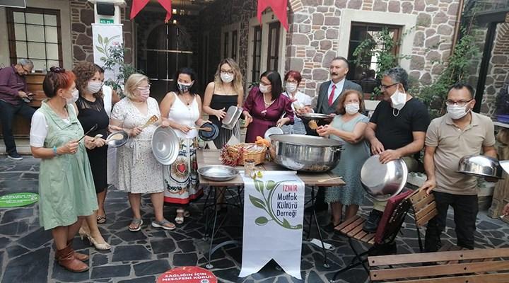İzmir Mutfak Kültürü Derneği kuruldu