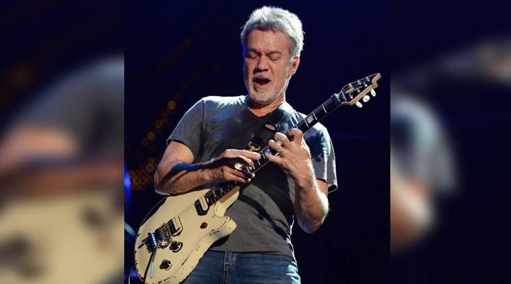Müzisyen Eddie Van Halen yaşamını yitirdi