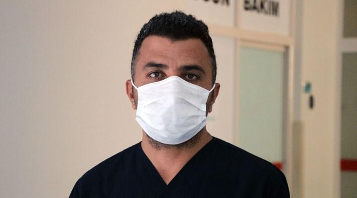 Koronavirüsü yenen hemşire hastalık sürecini anlattı: Gribal enfeksiyonla başladı