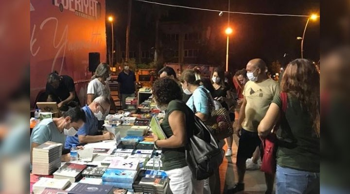 Yazarlar, Efeler Belediyesi'nin daveti ile Aydın'da