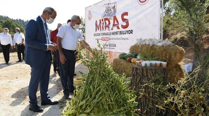1 milyona yakın ata tohumu takas edildi