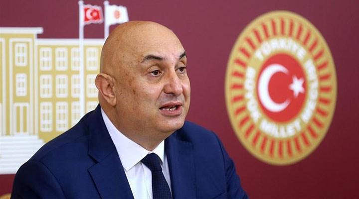 CHP'li Özkoç'tan Meclis Başkanı Şentop'a Enis Berberoğlu çağrısı