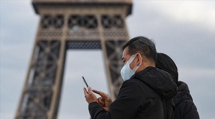 Fransa'da günlük vaka rekoru: 20 bini geçti
