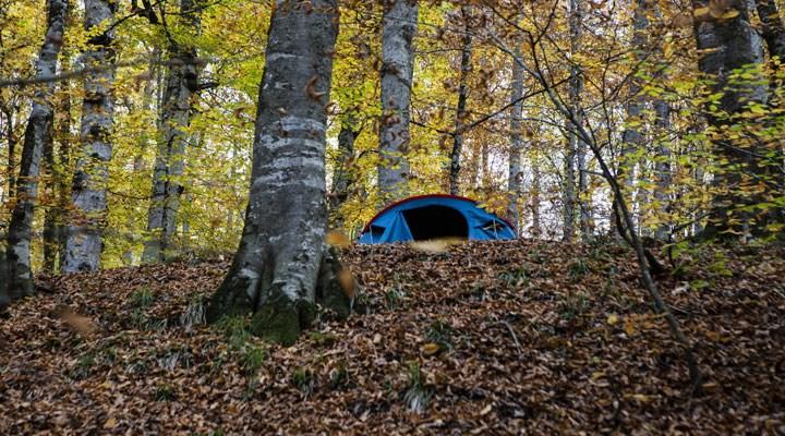 Marmara Bölgesi'nin en güzel kamp alanları