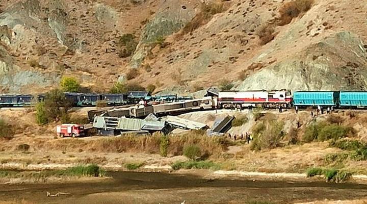 Ankara'da iki tren kafa kafaya çarpıştı: 2 can kaybı!