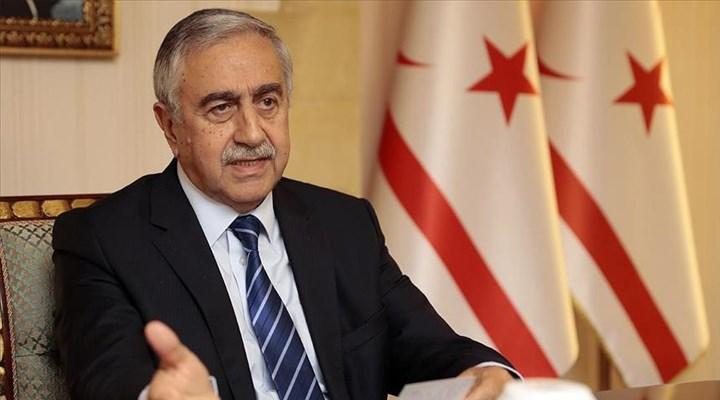 KKTC Cumhurbaşkanı Akıncı: Türkiye beni tehdit etti