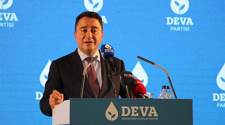 Babacan: Yönetim yeniden Kürt Sorunu yaratıyor