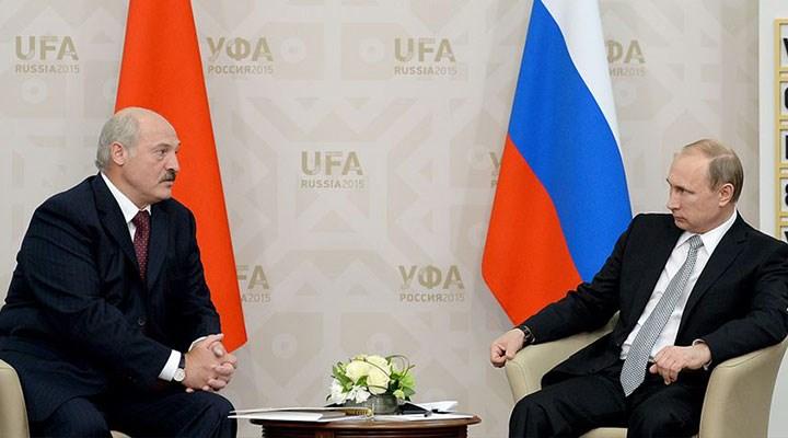 Avrupa Birliği'nden Rusya ve Lukaşenko'ya yaptırım kararı