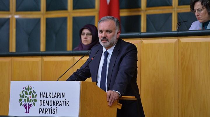 Ayhan Bilgen'den HDP'ye eleştiriler