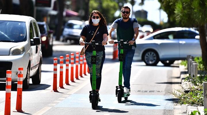 Elektrikli scooter düzenlemesi TBMM'de: Yaş sınırı geliyor