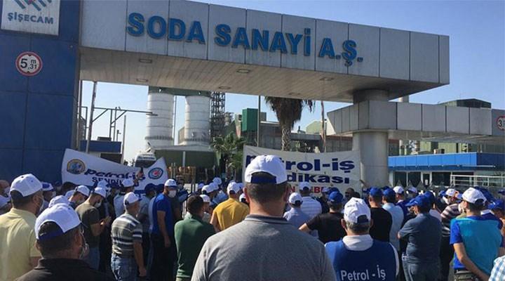 Grev yasaklarına bir yenisi eklendi: Bu ülkede grev hakkı yok!
