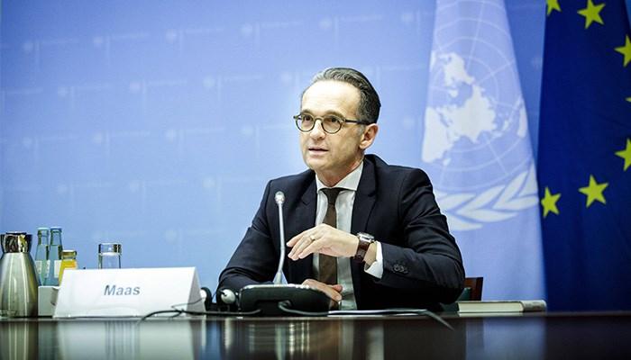 Almanya Dışişleri Bakanı Maas: Ankara yeni provokasyonlardan kaçınmalı