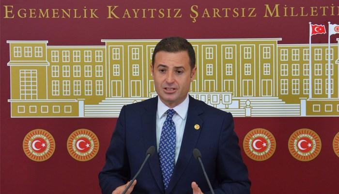 CHP'li Ahmet Akın: Madenleri ihalesiz olarak peşkeş çekecekler