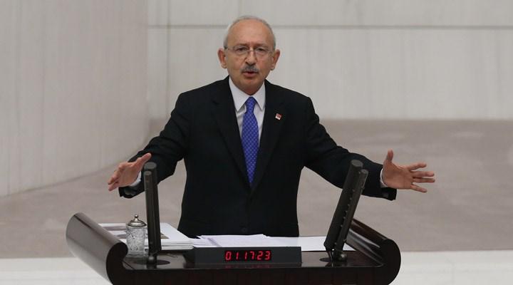 Kılıçdaroğlu'ndan yerel mahkemenin Enis Berberoğlu kararına tepki